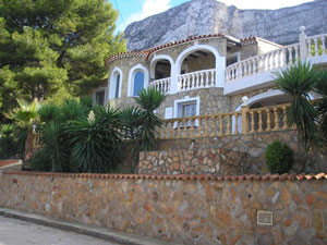Photo N°1:  Villa - maison Denia Vacances Alicante Costa Blanca ( Valencia) ESPAGNE es-1-66