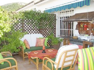 Photo N°1:  Bungalow   Mor Moraira Vacances Alicante Costa Blanca ( Valencia) ESPAGNE es-2636-1