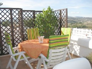 Photo N°2:  Bungalow   Mor Moraira Vacances Alicante Costa Blanca ( Valencia) ESPAGNE es-2636-1