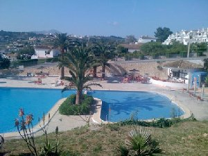 Photo N°3:  Bungalow   Mor Moraira Vacances Alicante Costa Blanca ( Valencia) ESPAGNE es-2636-1