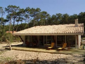 Photo N°1:  Villa - maison Hossegor Vacances  Landes (40) FRANCE 40-4023-1