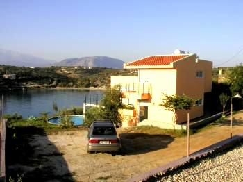 Photo N°1:  Villa - maison Chania Vacances Marathi Crète GRECE GR-5621-1