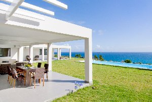 Photo N°1:  Villa - maison Red-Pond-Estate Vacances Phillipsburg St Martin Guadeloupe gp-7977-1