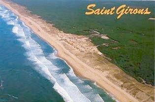 Photo N°3:  Bungalow   Sai Saint-Girons-Plage Vacances Hossegor Landes (40) FRANCE 40-2697-1