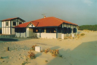 Photo N°1:  Villa - maison Saint-Girons-Plage Vacances Vielle-Saint-Girons Landes (40) FRANCE 40-2338-1