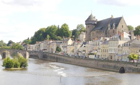holiday Mayenne ----