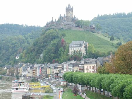 holiday Moselle ----